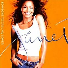 CDM - Janet Jackson - Someone To Call My Lover (SOUL) NUEVO - NEW, STOCK STORE