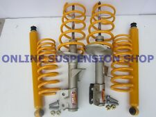 KING SPRING MONROE Std Height Suspension Package ti suit Commodore VU VY Ute