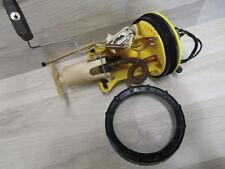 bmw e36 benzinpumpe kraftstoffpumpe fördereinheit gelb mit einem anschluss