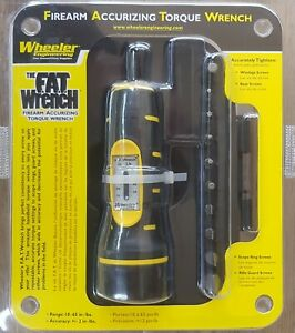 Wheeler Torque Wrench FAT Wrench 10-Piece Set 2020 Model