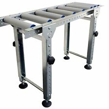 Adjustable Height Conveyor /Trestle Saw Table 200kg Capacity