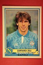 Panini calciatori 1992/93 1992 1993 238 NAPOLI ZOLA OTTIMA/EDICOLA!