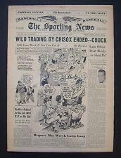 SPORTING NEWS Baseball Paper, October 26, 1955. AL KALINE pay raise article
