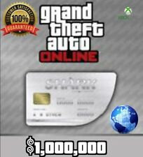 Grand Theft Auto Online Xbox One: Megalodon Lite Shark Cash - 1.000.000