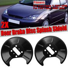 For Ford Fiesta V Focus MK1 Rear Left + Right Front Disc Brake Splash   CA