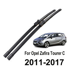For Opel Zafira Tourer C 2012 2013 2014 2015 2016 Front Windshield Wiper Blades