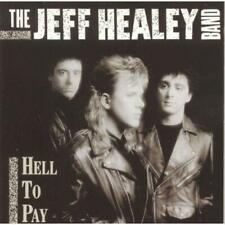 The Jeff Healey Band Hell to Pay Music Cassette Tape Vintage 1990 NEW