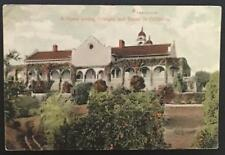 A Home among Oranges and Roses in California Newman Post Card Co 5451