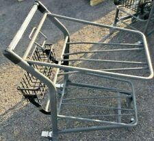 ~10~ Versacart 101-450 Eztote 450 Material Handling Order Picker Stocking Cart