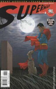 All Star Superman #6 FN 2006 Stock Image