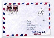 CM316 1997 *SENEGAL* Missionary Air Mail MIVA Austria Cover