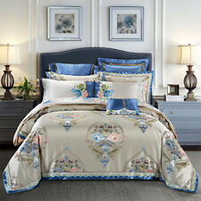 Terrific Thick Bedding set Luxury Royal Complete Comforter Sets Bed in a Bag Set