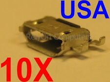 10x For BLACKBERRY PRIV STV100-1 Lot of Micro USB Charging Port Charger Sync USA