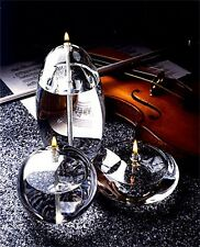 FIRELIGHT GLASS CANDLES - DECORATIVE OIL LAMPS - RUBENS TRIO