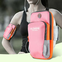 FLOVEME Sport Arm Band Running Jogging Pouch Bag Case For iPhone 6 6S 7 7 Plus