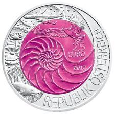 Ek // 25 euro Niobium Austriche 2012 Bionik