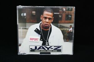 JAY-Z  Nigga What, Nigga Who RARE Import CD Single New- SEALED