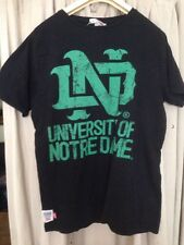 AMERICAN FRESHMAN University Oh Notredame T Shirt M