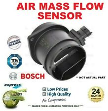 BOSCH AIR MASS FLOW SENSOR for OPEL TIGRA TwinTop 1.4 2004-2010