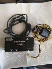 PIONEER CD-SB10 Sirius XM Satellite Radio Adapter - SCC1 CDSB10