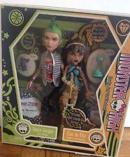 Monster High Cleo de Nile Deuce Gorgon ORIGINAL FIRST WAVE Doll Set Entièrement neuf dans sa boîte Pack 2