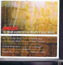 LA'S / ARAB STRAP / PHOENIX / TURIN BRAKES / LOWGOLD UNCUT CD 2001