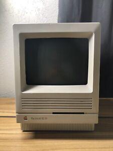 Apple Macintosh SE/30 Desktop Computer For Parts Or Repair