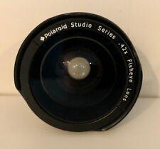 Polaroid Studio Series 37/40.5mm .42x High Definition Fisheye Lens