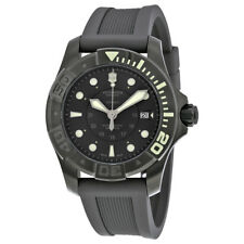 Victorinox Swiss Army Dive Master 500 Grey Dial Mens Watch 241561