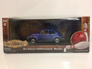 Big Lebowski Da Finos Volkswagen Beetle 1:43 Greenlight 86496