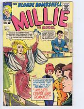 Millie the Model #127 Marvel Pub 1965