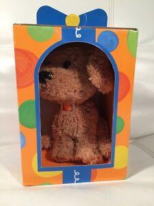 Hallmark Present Pup 2004 Doggie Puppie Plush toy NIB