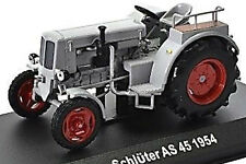 Schlüter AS 45 - 1954 Traktor Schlepper grau grey 1:43