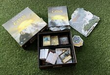 Game of Thrones Catan Game Brotherhood of The Watch Boardgame USED TWICE