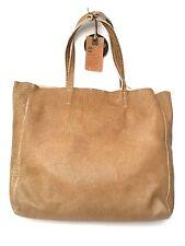 Damentaschen aus Leder ohne Verschluss
