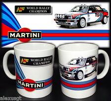 tazza mug LANCIA DELTA integrale HF rally champion scodella ceramica