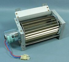 Toshiba CFD-040-2A blower fan, squirrel fan. 24 Vdc, .34A.   Fits Canon copiers.