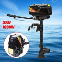 HNAGKAI Heavy Duty 4.0 4.0JET Electric Brushless Motor Boat Outboard Engine 1KW