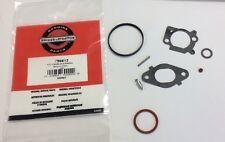 GENUINE BRIGGS & STRATTON CARBURETTOR OVERHAUL KIT 796612 carb overhaul kit