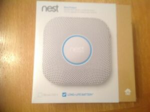 Nest Protect 2nd Generation Smoke and Carbon Monoxide Detector Alarm (Battery)