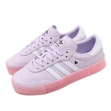 adidas Originals Sambarose W Valentines Day Purple Pink White Women Shoes EF4966