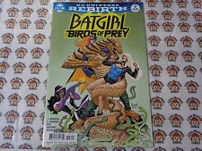 Batgirl and the Birds of Prey (2016) Dc - #3, Who Is Oracle, Benson/Benson, Nm