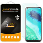 [3-Pack] Supershieldz Tempered Glass Screen Protector for Motorola Moto G Fast
