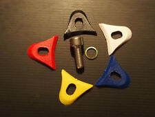 Cinelli XA & XE Rubber Stem Clamp Insert - Screw and washer NOS