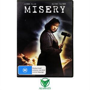 Misery Kathy Bates DVD [M]