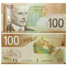 Canada 100 Dollars, 2004, P-105, UNC, Banknotes, Original