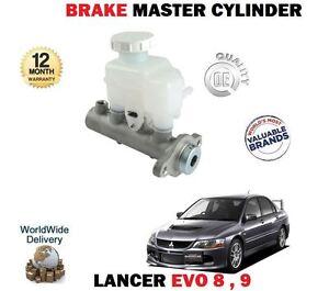 FOR MITSUBISHI LANCER EVO 8 VIII 9 IX 2.0 2004-> BRAKE MASTER CYLINDER MR977088