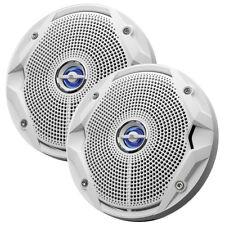 """JBL Audio 6.5"""" Marine Boat COAXIAL SPEAKERS 180W MYLAR TWEETERS UV Resistant"""