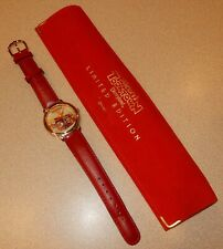 Limited Edition Disney Watch Toon Town Disneyland