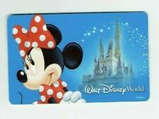 Walt Disney World Gift Card - Minnie Mouse & Castle - I Combine Shipping